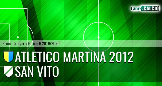 Atletico Martina 2012 - San Vito