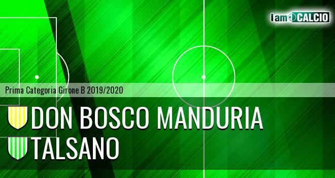 Don Bosco Manduria - Talsano