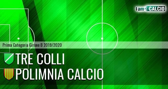 Tre Colli - Polimnia Calcio