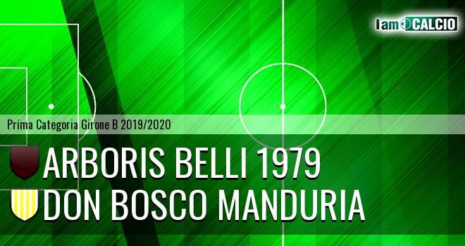 Arboris Belli 1979 - Don Bosco Manduria