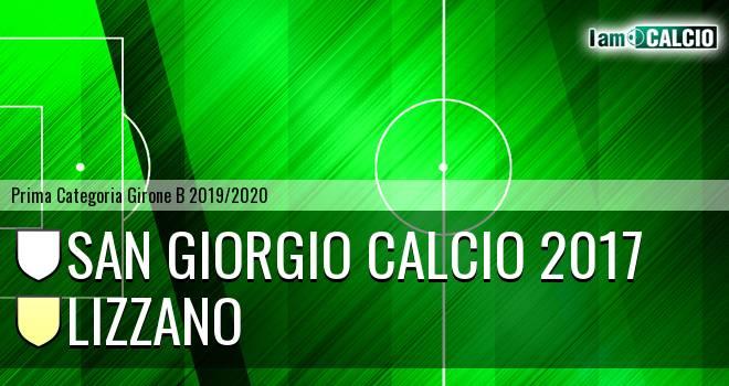 San Giorgio Calcio 2017 - Lizzano