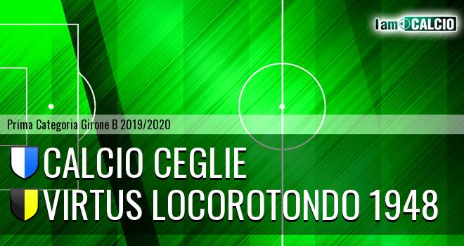 Calcio Ceglie - Virtus Locorotondo 1948