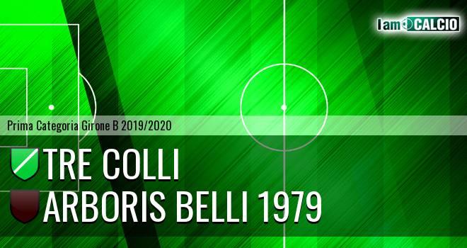 Tre Colli - Arboris Belli 1979