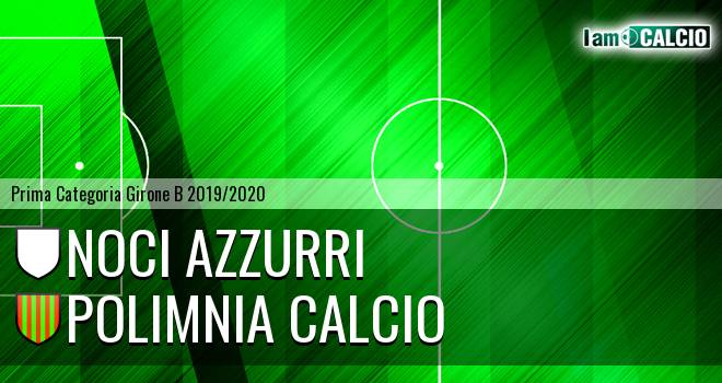 Noci Azzurri - Polimnia Calcio