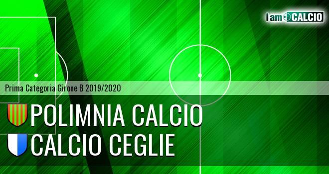 Polimnia Calcio - Calcio Ceglie
