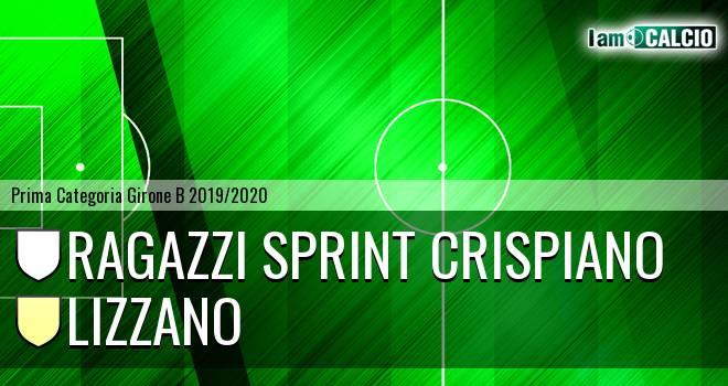 Ragazzi Sprint Crispiano - Lizzano