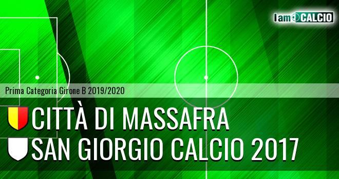 Città di Massafra - San Giorgio Calcio 2017