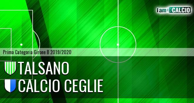 Talsano - Calcio Ceglie