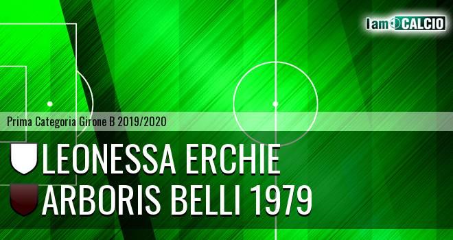 Leonessa Erchie - Arboris Belli 1979