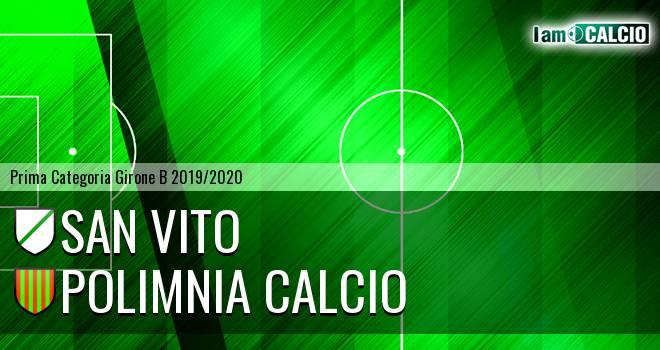 San Vito - Polimnia Calcio