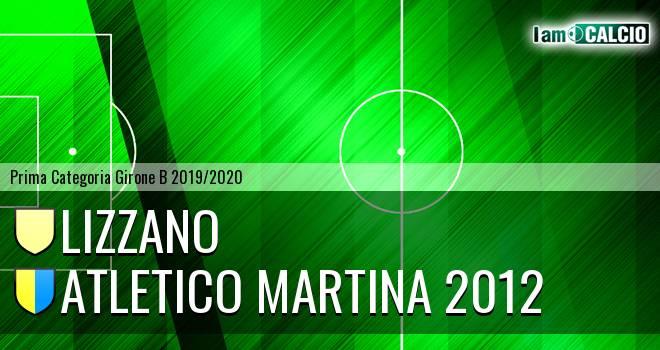 Lizzano - Atletico Martina 2012