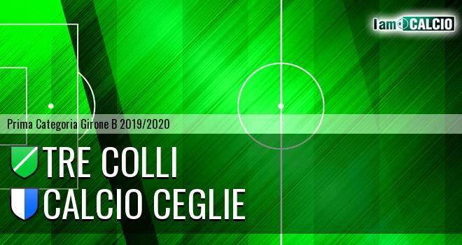 Tre Colli - Calcio Ceglie