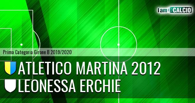Atletico Martina 2012 - Leonessa Erchie