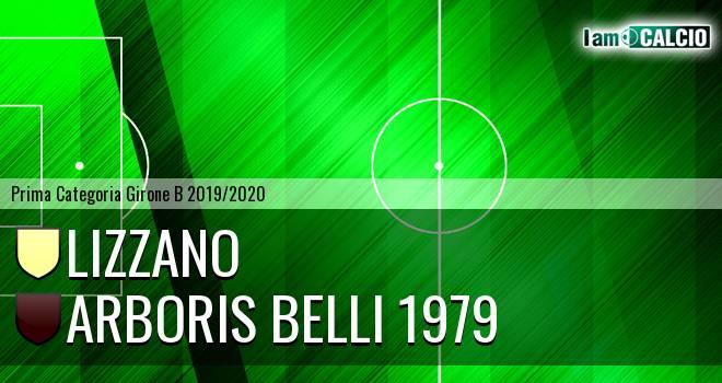 Lizzano - Arboris Belli 1979