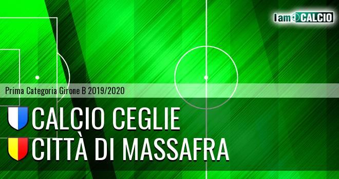 Calcio Ceglie - Città di Massafra
