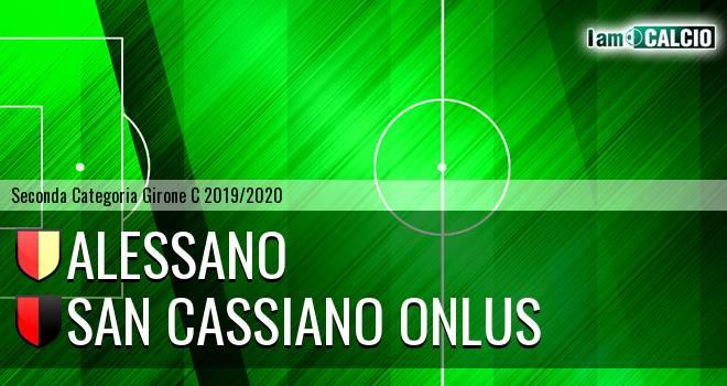 Alessano - San Cassiano Onlus
