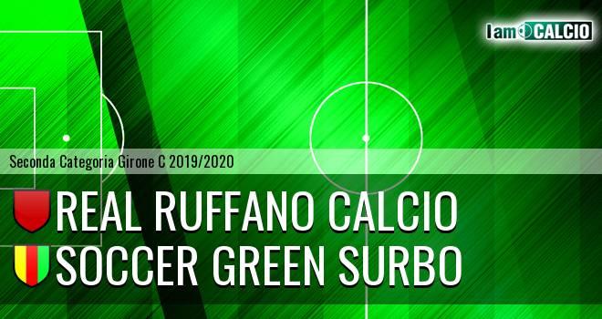 Real Ruffano Calcio - Soccer Green Surbo