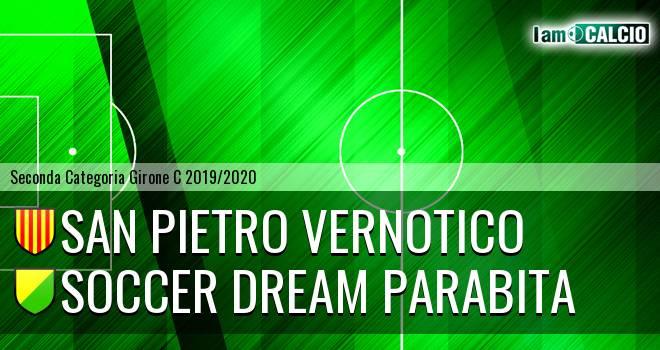 San Pietro Vernotico - Soccer Dream Parabita