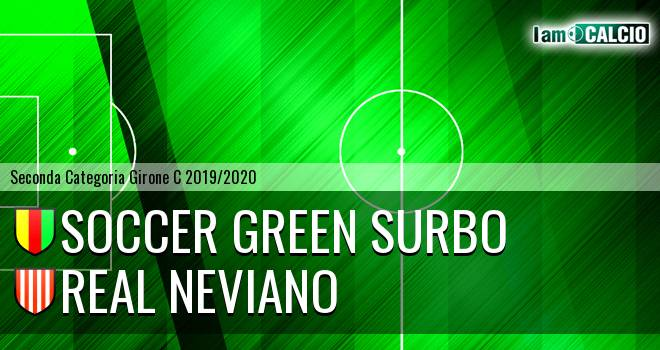 Soccer Green Surbo - Real Neviano