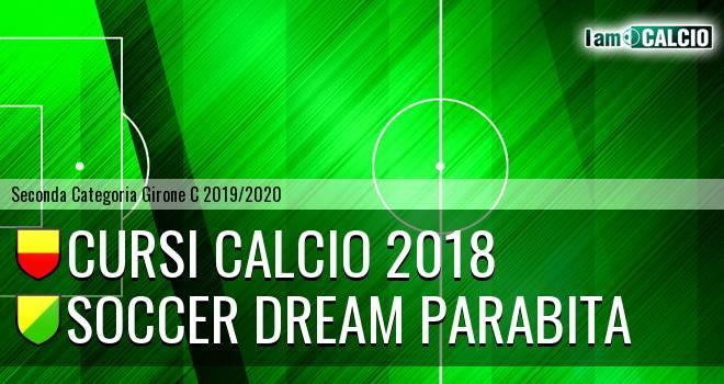Cursi Calcio 2018 - Soccer Dream Parabita