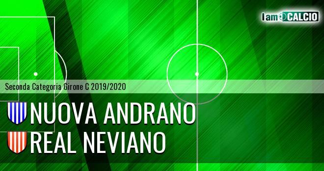 Nuova Andrano - Real Neviano