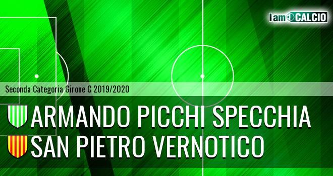Armando Picchi Specchia - San Pietro Vernotico