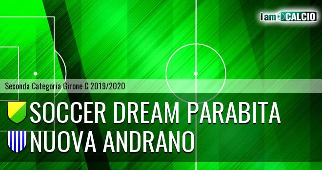 Soccer Dream Parabita - Nuova Andrano