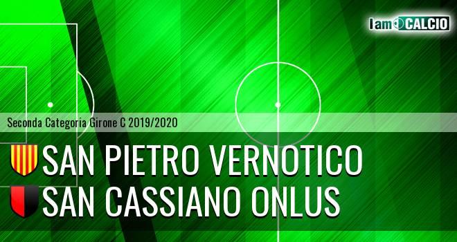 San Pietro Vernotico - San Cassiano Onlus