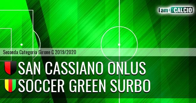 San Cassiano Onlus - Soccer Green Surbo