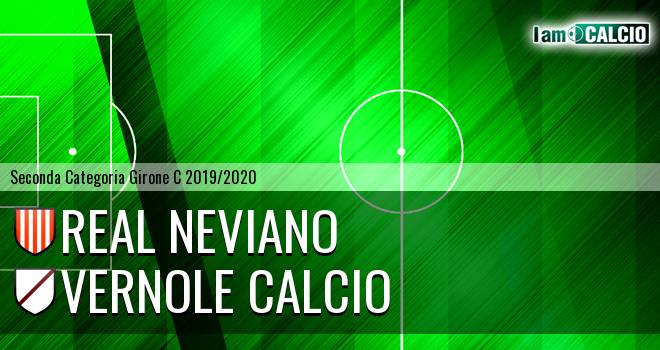 Real Neviano - Vernole Calcio