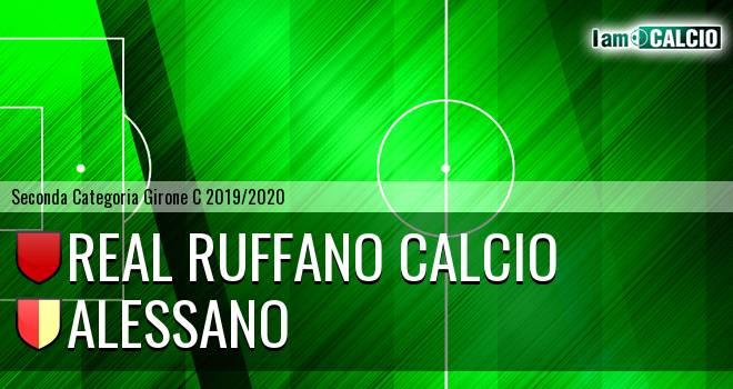 Real Ruffano Calcio - Alessano