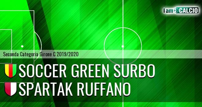 Soccer Green Surbo - Spartak Ruffano