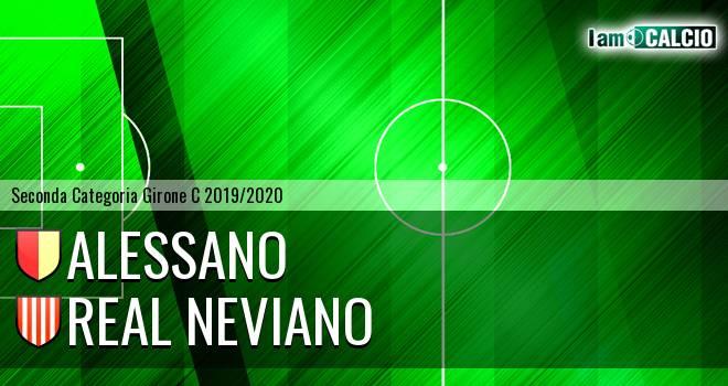 Alessano - Real Neviano
