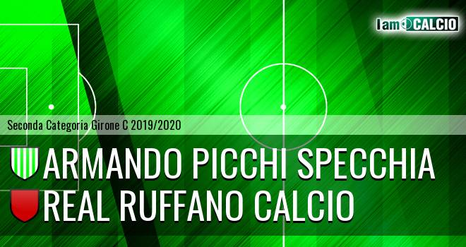 Armando Picchi Specchia - Real Ruffano Calcio