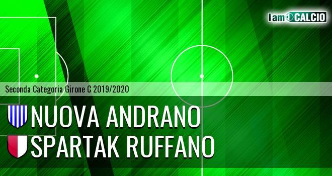Nuova Andrano - Spartak Ruffano