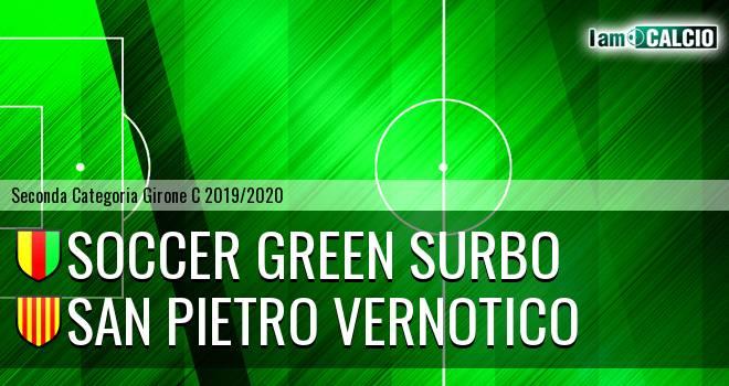 Soccer Green Surbo - San Pietro Vernotico