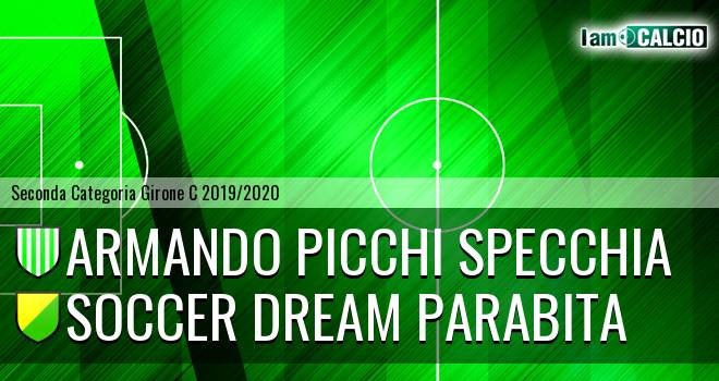 Armando Picchi Specchia - Soccer Dream Parabita