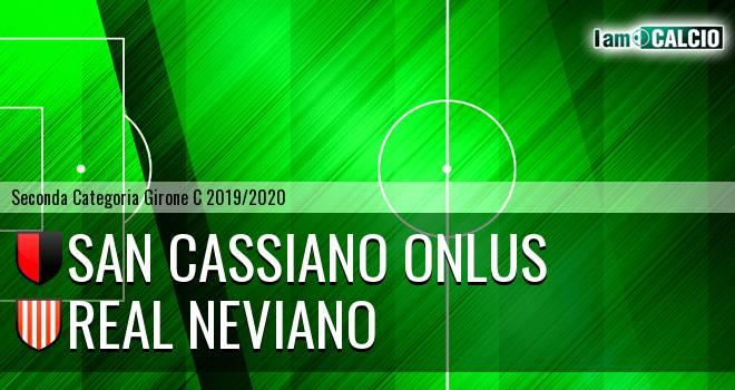 San Cassiano Onlus - Real Neviano