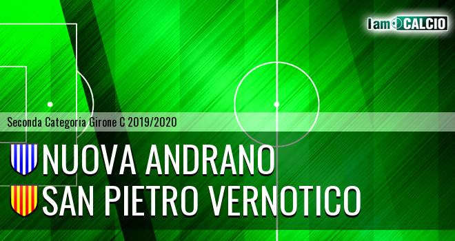 Nuova Andrano - San Pietro Vernotico
