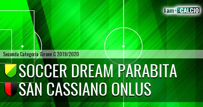 Soccer Dream Parabita - San Cassiano Onlus