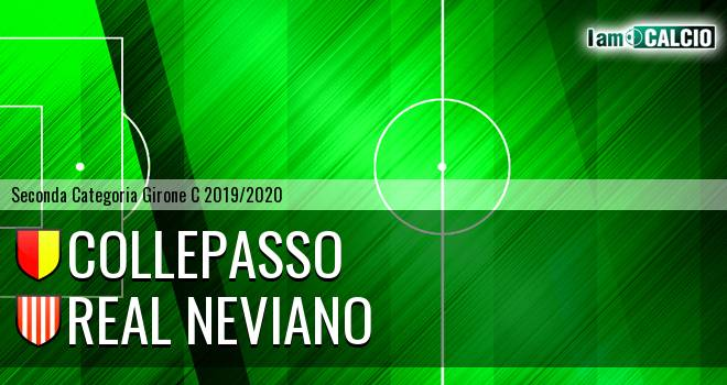Collepasso - Real Neviano