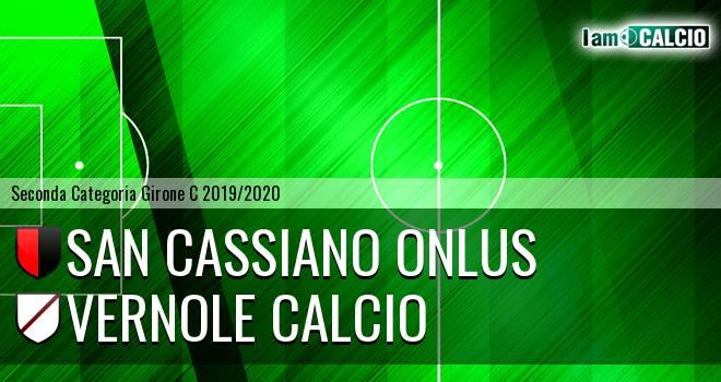 San Cassiano Onlus - Vernole Calcio