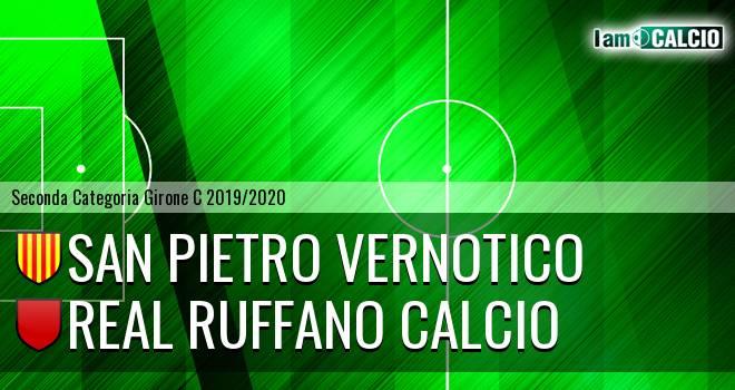 San Pietro Vernotico - Real Ruffano Calcio