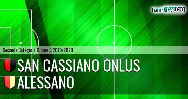San Cassiano Onlus - Alessano