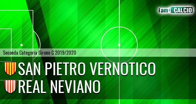 San Pietro Vernotico - Real Neviano