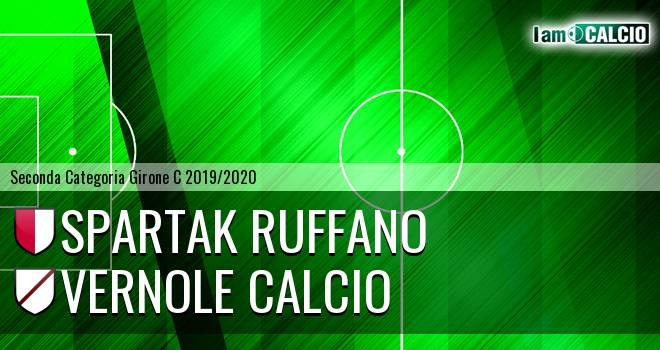 Spartak Ruffano - Vernole Calcio