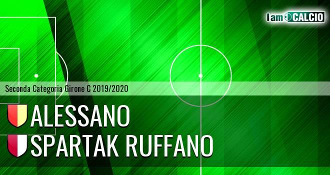 Alessano - Spartak Ruffano