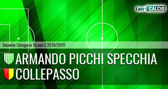 Armando Picchi Specchia - Collepasso