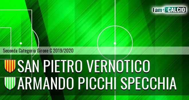 San Pietro Vernotico - Armando Picchi Specchia