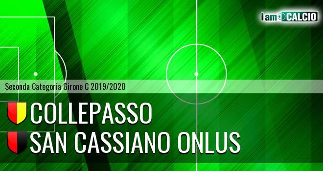 Collepasso - San Cassiano Onlus